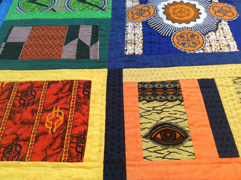 The First African Quilting Guild in South Africa