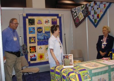 Quilt Booth